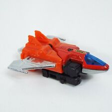 Vintage 1980's Red Jet Star Scream Transformers 3 inch Toy