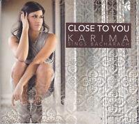 CD ♫ Compact disc «KARIMA ♪ CLOSE TO YOU KARIMA SINGS BACHARACH» nuovo digipack