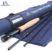 Maxcatch Nymph Rod 2/3/4WT 10ft 4Sec Graphite IM10 Fast Action Fly Fishing Rod