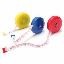 Einziehbares Tape Measure Mini Lineal Tailor Näh Tuch Handwerk Werkzeug HOT