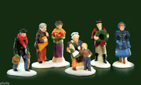 DAVID COPPERFIELD CHARACTERS #55514 SET OF 3 DEPT 56 Dickens Village Accessory