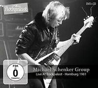Michael Schenker - Live At Rockpalast: Hamburg 1981 [New CD]