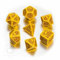 Pathfinder Skull & Shackles Dice Set Original RPG Paizo Publishing & Q-Workshop