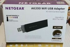 wifi older computer accessory NIB NetGear MA111 802.11b Wireless USB Adapter