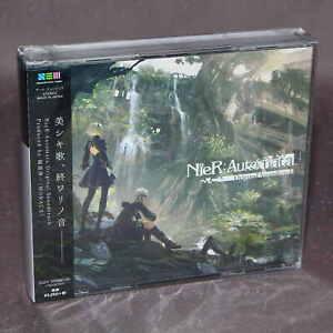 NieR:Automata Original Soundtrack - OFFICIAL GAME CD