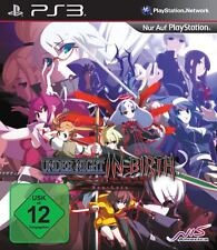 SOUS Night in-birth PS3 Playstation 3 NEUF + emballage d'origine