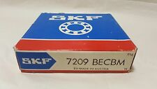 *NEW* SKF 7209 BECBM ,Angular Contact Ball Bearing,SKF 7209BECBM