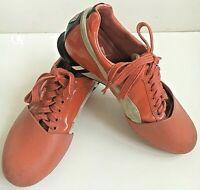 Puma X Mihara Yasuhiro Men Size US 9 Sneakers,Rare,Leather,Orange, Art.#34089203