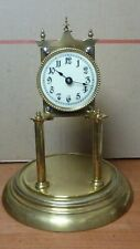 More details for good old-early1900s ? torsion--400 day clock
