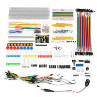 Electronic Components Super Kit Power Module Basic Experiment Learning Starter