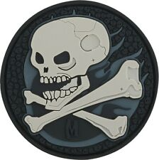 Maxpedition Skull SWAT Patch PVC With Hook Back SKULS