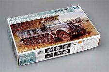 Trumpeter 01514-sd.kfz.7 medianas zugkraftwagen 8t, 1:35 WWII, en el pequeño grande