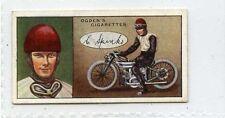 (Ga7228-100) Ogdens, Famous Dirt Track Riders, #23 Charlie Spinks 1929 VG+