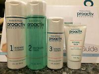 PROACTIV Kit Sealed Skin Smoothing Exfoliator Facial Cleanser+Refining Mask 28g
