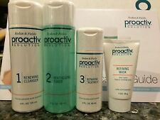 PROACTIV Kit Sealed Skin Smoothing Exfoliator Facial Cleanser+Refining Mask 28g