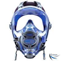 Ocean Reef GDivers Vollgesichtsmaske M/L (Cobalt) ! NEU ! TOP PREIS !