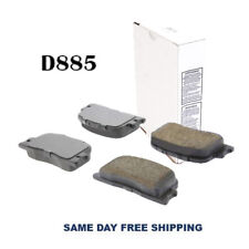 Ceramic Rear Brake Pad For Lexus ES300, ES330, Toyota Camry, Highlander