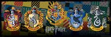 Harry Potter - Crests 1000 Piece Puzzle Jigsaw Puzzle - 12 x 36