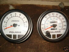 POLARIS RMK 800 WHITE FACE GUAGES PAIR NICE