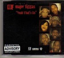 (BO443) Major Figgas, Yeah That's Us - 2000 CD