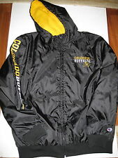 Colorado Buffalos Official Champion Collegiate Nylon Jacket Hoodie Sz L NEW
