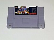 Mobile Fighter G Gundam - game For SNES Super Nintendo - Fighting