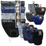 Mens 12 Pack Classic Briefs Slips Cotton Elastic Waist Underwear Pants Lot S-XXL
