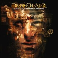 Dream Theater Metropolis pt.2-Scenes from a memory (1999) [CD]