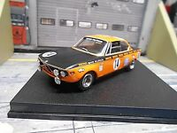 BMW 2800 CS Coupe 24h Spa Winner 1970 #14 Kelleners Huber Trofeu Edition 1:43