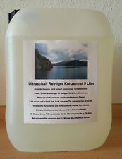 Reinigungskonzentrat für Ultraschallreiniger Entfetter Teilewaschgerät 5 Liter