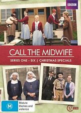 Call the Midwife series season 1+2+3+4+5+6 & Christmas Special DVD Box Set R4