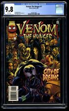 Venom: The Hunger #1 CGC NM/M 9.8 White Pages