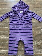Polo Ralph Lauren 6 Months Striped Baby Girl Romper Outfit