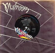 "MEO 245 - LADY LOVE - 7"" 45 VINYL RECORD - 1980"