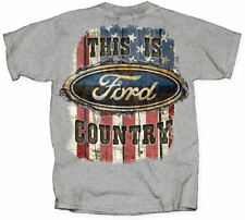 Ford T Shirt Officially Licensed