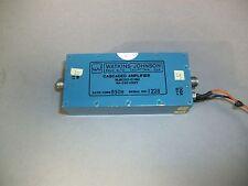 Watkins-Johnson WJ6202-018H Cascaded Amplifier - NEW