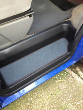 VW T4 CAB STEP MATS IN GREY (PAIR OF)