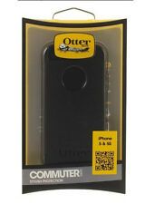 OEM OTTERBOX COMMUTER SHELL CASE FOR APPLE iPHONE 5 5S BLACK VERIZON AT&T SPRINT