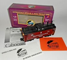 MINT MIKES TRAIN HOUSE MTH 20-91014 PENNSYLVANIA N8 Scale Caboose with Antenna