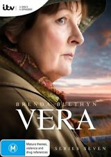 VERA Series : Season 7 : NEW DVD