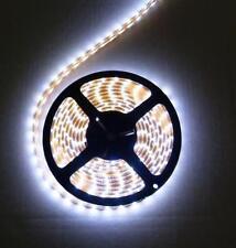 Bande flexible lumineuse blanche à LED 5 mètres !!! 12v