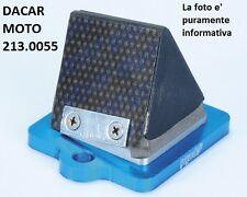 213.0055 VALVOLA LAMELLARE MAGGIORATA POLINI GILERA  ICE 50 - RUNNER 50 - SP