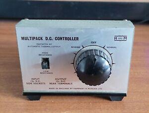 Hammant and Morgan H&M Multipack  D.C. Controller. Model Railway 00/HO/N Gauge