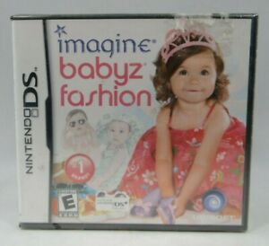 Imagine: Babyz Fashion (Nintendo DS, 2009)