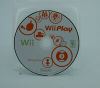 WII PLAY Nintendo Wii Game Disc Only Tested Free Shipping