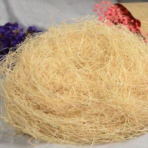 Jute Nesting Material 100g Nest/Fibre Aviary Birds,Canaries Finches Comodo fwer