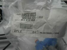 GE WR57x10023 - refrigerator water inlet valve