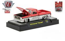 M2 Machines 79' Chevy Silverado Squarebody EdelBlock Hobby Exclusive