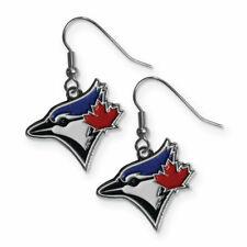 Toronto Blue Jays MLB Dangle Ear Rings