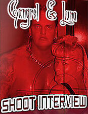 Gangrel & Luna Shoot Interview Wrestling DVD,  WWE